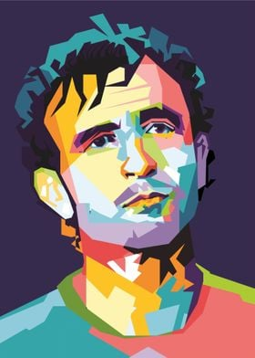 Colourfull Luis Milla