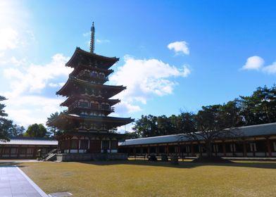 Nara pagoda 2