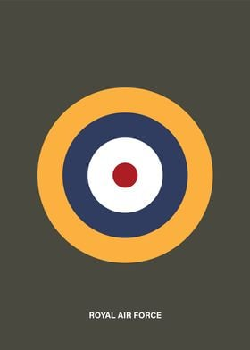 Royal Air Force A1 Roundel