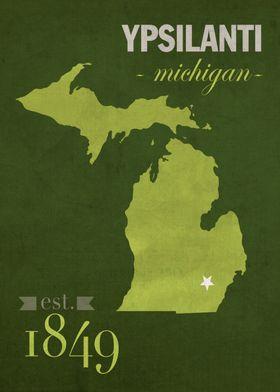 Eastern Michigan Ypsilanti