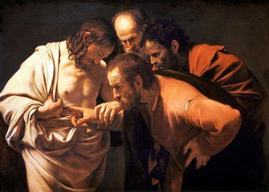 Incredulity Saint Thomas