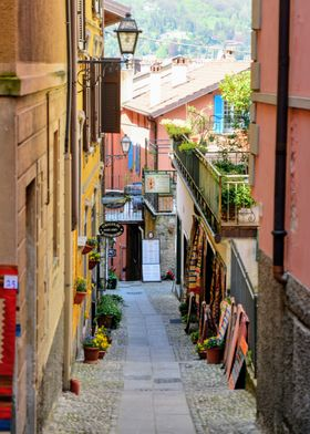 Street from Bellagio