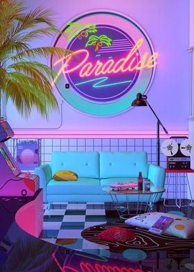 Paradise Wave