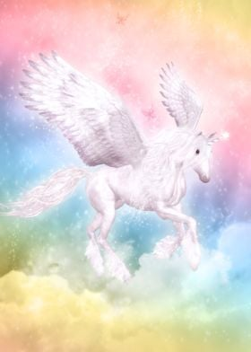 Unicorn Pegasus
