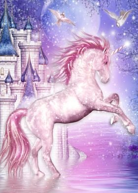 Unicorn in Fantasyland