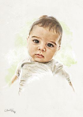 Commission Portrait 1