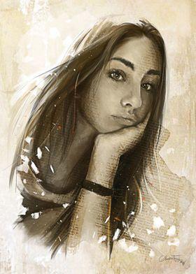 Commission Portrait 3