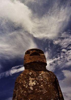 Moai of Easter Island 9