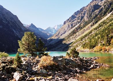 Pyrenees Lake 6
