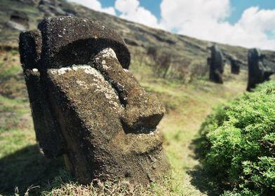 Moai of Easter Island 6