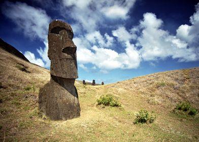 Moai of Easter Island 1