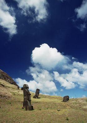 Easter Island Moai 1