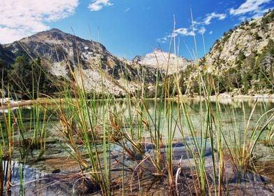 Pyranees Lake 4