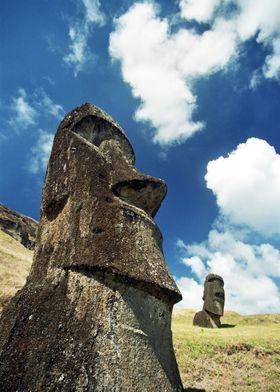 Moai of Easter Island 3