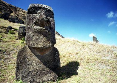 Moai of Easter Island 2