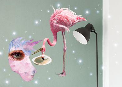 The Flamingo Unicornus