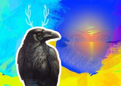 Crow Imagination