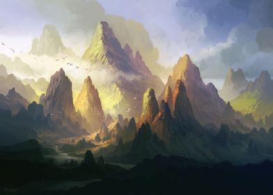 The Land of Angolelm