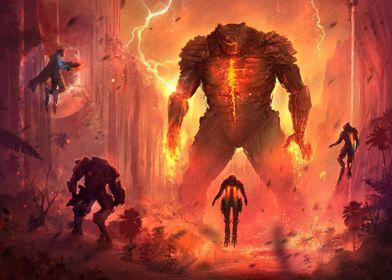 Titan Encounter