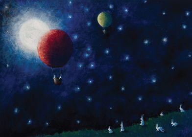 A Moonlight Ride