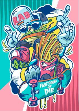 Fast Food or Die