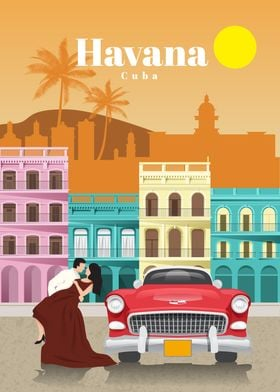 Travel to Havana