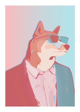 3D Doggo