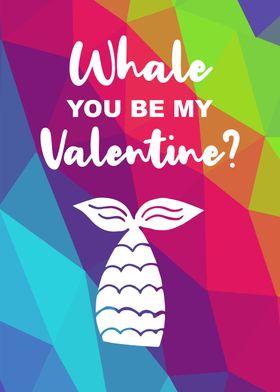 Valentine Whale 18