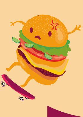 Suicide burger 3