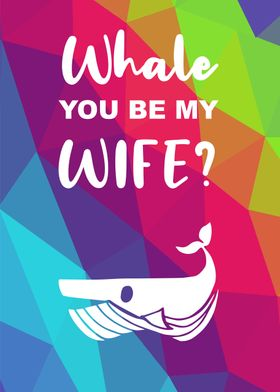 Cute Wifey Whale 19