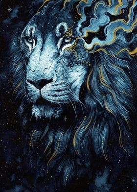 In The Darkness Lion