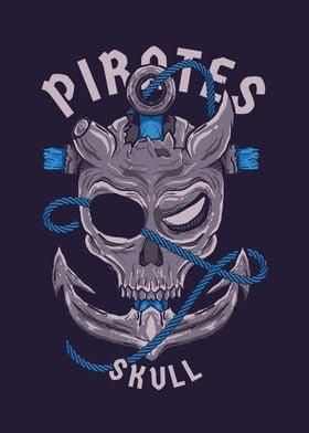 Pirates Skull