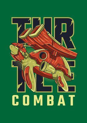 Turtle Combat