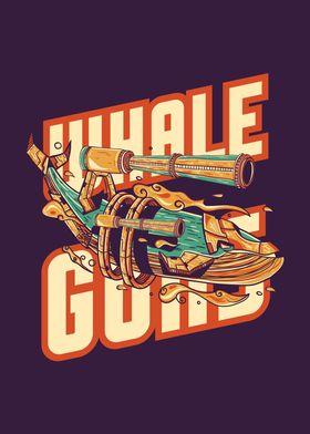 Whale Guns