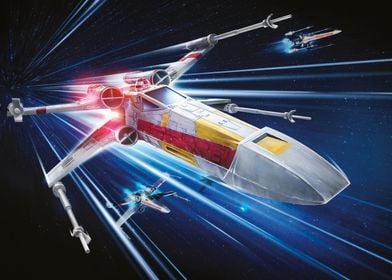 X-Wing Space