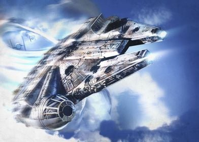 New Millenium Falcon