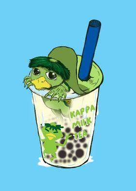 Kappa Milk Tea