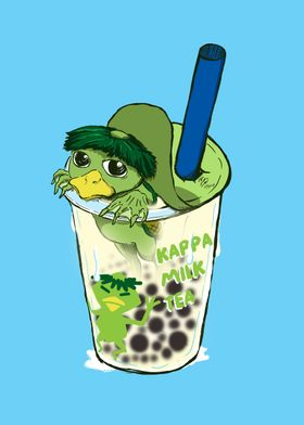 Kappa Milk Tea