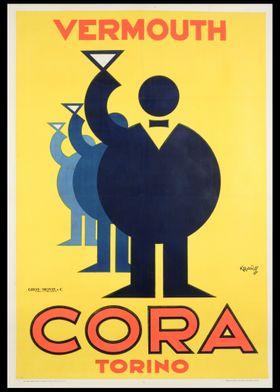 Cora Torino Vermouth