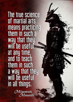 Samurai True Science