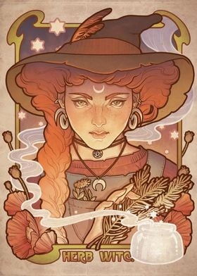 HERB WITCH