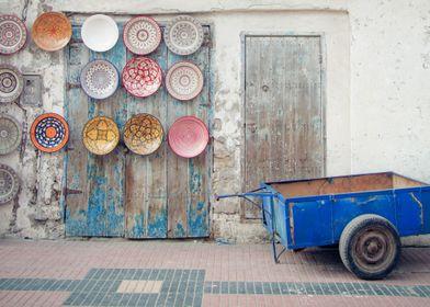 Doors of Essaouira