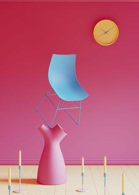 Abstract Interior 01
