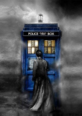 The Doctor in The Mist
