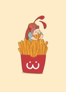 Ketchup Em All