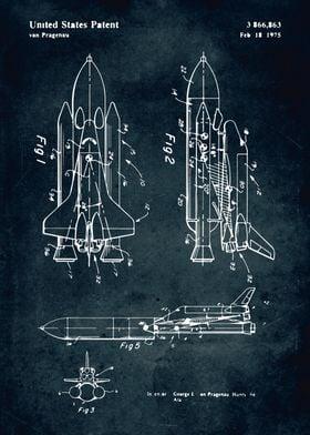 No430 Space Rocket
