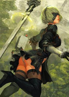 Fantasy Warrior Girl 2