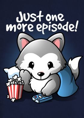 wolf one more episode