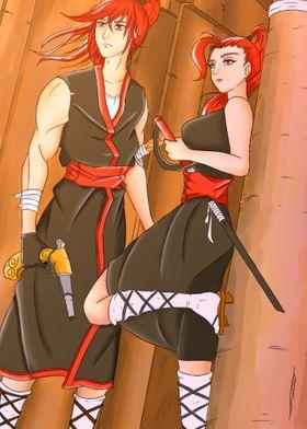 RED SHINOBI