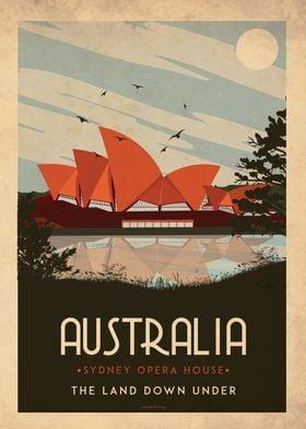 Australia Art deco